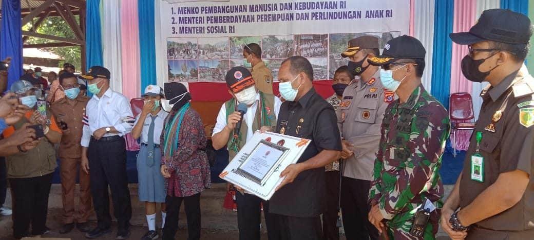 Tiga Menteri Kunjungi Pulau Pantar, Kabupaten Alor