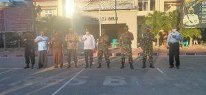 Satgas Yonif 742 Siap Bantu Amankan Perayaan Idul Fitri di Belu