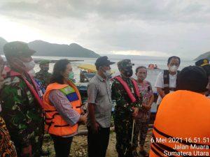 Wujudkan Destinasi Danau Toba Berkelas Dunia, Pangdam I/BB Ikut Tertibkan KJA di Baktiraja