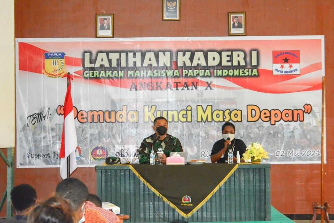 Danrem 172/PWY: Generasi Muda Adalah Kunci Masa Depan Papua