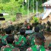Menjelang Idul Fitri 1442 H, Danrem 012/TU Kunjungi Satgas Pam Pulau Rondo