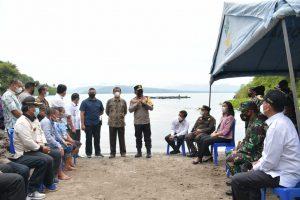 Pangdam I/BB: Dukungan Masyarakat Demi Perbaikan Ekosistem Danau Toba