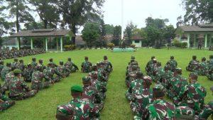 Ini Yang Disampaikan Danrem 061/SK Kepada Personel Yonif 315/Garuda Akan Tugas Satgas di Papua