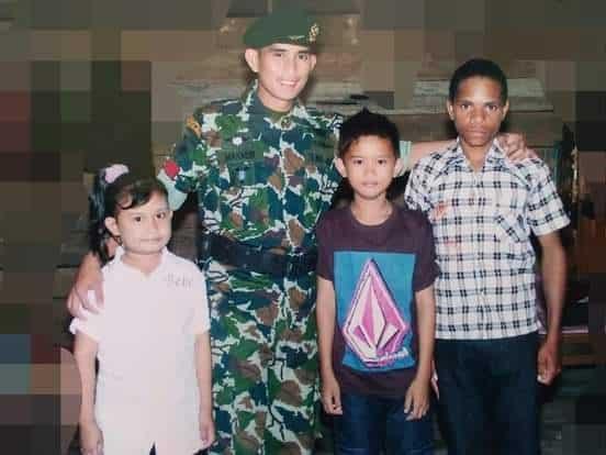 Danrem 174 Apresiasi Kepedulian Serda Makmur Wujudkan Mimpi Anak Papua Jadi Prajurit TNI AD