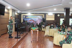 Kodam XVII/Cenderawasih Terima Hibah Tanah Dari Ondoafi