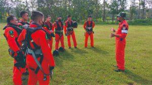 Tingkatkan Profesionalisme, Puspenerbad Gelar Latihan Tembak Senjata Pesawat Terbang