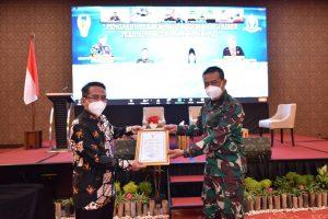 Cegah Serangan Siber, Dislitbangad Gelar Seminar Iptek TNI AD TA 2021