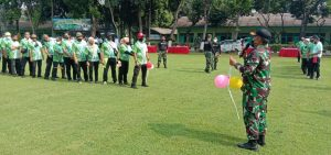 Dispsiad Berikan Materi Psikologi Lapangan Peserta Komsos TNI AD – KBT