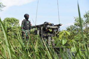 Rudal Mistral Batalyon Arhanud 10/Gagak Hitam Lumpuhkan Pesawat Tanpa Awak Dua Hari Berturut-Turut (Bhansee)
