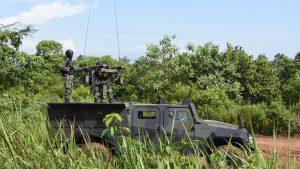 Rudal Mistral Batalyon Arhanud 10/Gagak Hitam Lumpuhkan Pesawat Tanpa Awak Dua Hari Berturut-Turut (Bhansee).