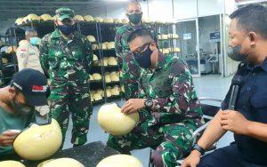 Tingkatkan Penelitian dan Pengembangan Pertahanan TNI AD, Kadislitbangad Kunjungi PT. Persada Aman Sentosa