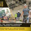 Jenderal TNI Andika Perkasa Meninjau Proses Renovasi dan Pembangunan di Lingkungan Mabesad