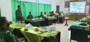 Kadislitbangad Kunjungi 13 Prajurit Perwakilan Dislitbangad di Ambal Kebumen