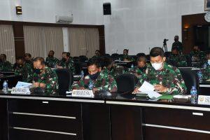 Kasdam II/Sriwijaya Terima Kunjungan Tim Dalproggar TNI AD
