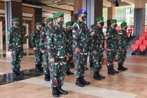 Kasad Pimpin Sertijab Pangkostrad dan 5 Pejabat Teras TNI AD