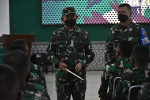 Pangdam I/BB Tutup Latihan Pratugas Satuan BKO Kodim Persiapan Gelombang III di Wilayah Kodam XVII/ Cenderawasih