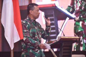 Kadislitbangad Tutup Seminar Bidang IPTEK TNI AD TA.2021