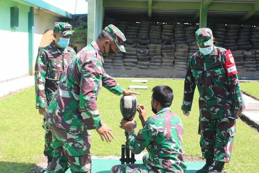 Dislitbangad Uji Coba Prototipe IPP Set Gunung Hutan Dalam Rangka Sertifikasi Hasil Litbanghan TNI AD