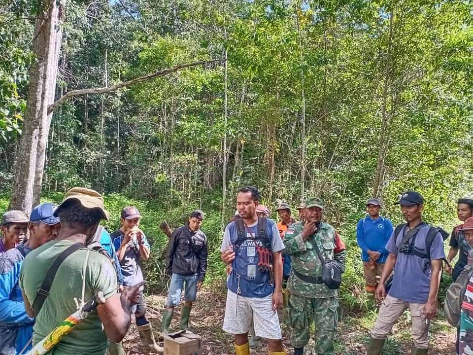 Lima Hari Menghilang di Hutan Papua, Seorang Warga Berhasil Ditemukan Dalam Keadaan Selamat