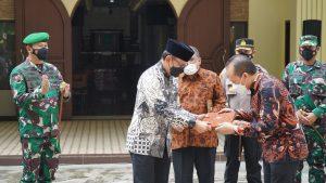 Danrem 061/SK Apresiasi Pemkot Bogor Selesaikan Sengketa Lahan GKI Yasmin