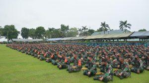 Pangdam I/BB : Asah Kemampuan Hadapi Tugas di Medan Operasi