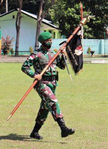 Pangdam XVII/Cenderawasih Pimpin Penyerahan Jabatan dan Tradisi Korps Danyonif RK 751/VJS