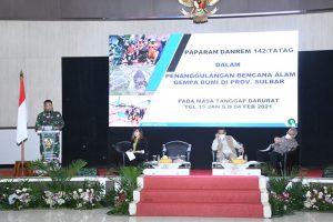 FGD Sahli Kasad, Bagaimana Satkowil Berikan Bantuan Kemanusiaan Saat Bencana Alam