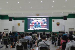 Pangdam I/BB : Rekrutmen Calon Taruna Akmil Transparan dan Gratis.