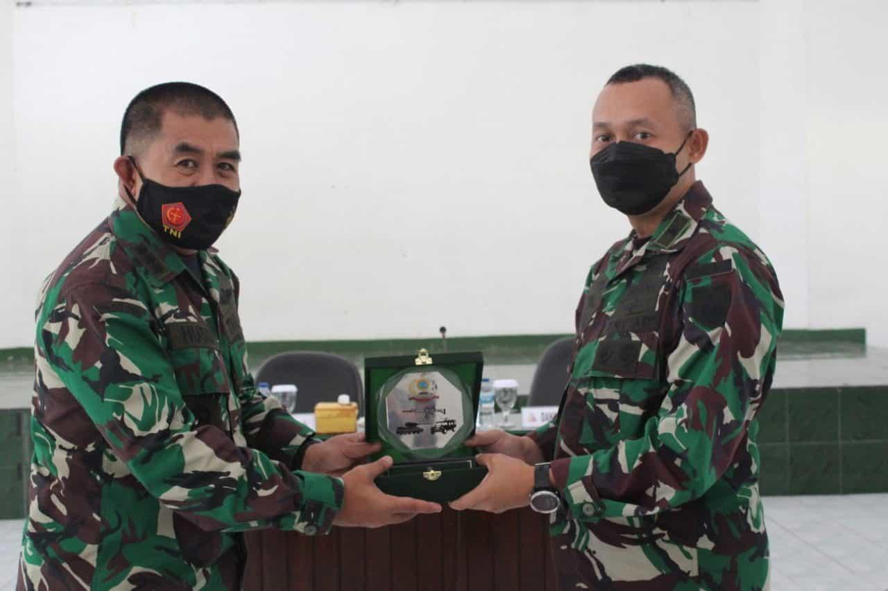 Tingkatkan Militansi Prajurit Satpur dan Banpur TNI AD, Dislitbangad Gelar Penelitian Aspek Insani