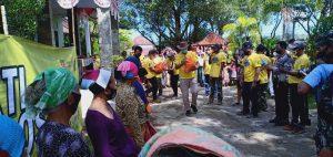 Korem 162/WB Dukung Kegiatan Baksos Dengan JK-One Yang Digelar Dankodiklatad di Kecamatan Pujut Loteng