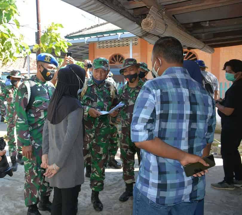 Kodam II/Sriwijaya Tertibkan Rumah Dinas Komplek Pintu Besi Plaju Palembang Sudah Sesuai Dengan Prosedur Yang Berlaku