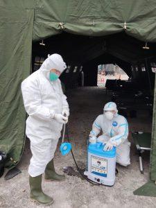Kodam I/BB Siapkan Tempat Isoter Bagi Prajurit dan PNS