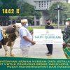 Penyerahan Hewan Kurban dari Kasad untuk PBNU, PP Muhammadiyah dan Masjid Istiqlal