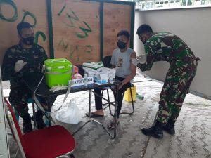 Serbuan Vaksinasi Gratis Untuk Masyarakat Provinsi Gorontalo