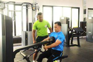 Disjasad Miliki Gedung Gym dan Dojo Karate Modern