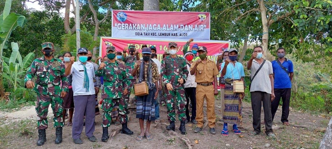 """Masyarakat Desa Tasi Deklarasi """"Gejala"""" dan Pompa Hydram"""