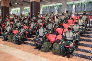 Kasad Berangkatkan Prajurit TNI AD Mengikuti Latma Garuda Airborne di Amerika Serikat