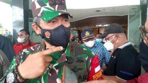 Otsus Papua Disahkan, Kodam XVIII/Kasuari Siap Dukung Kebijakan dan Amankan Papua Barat