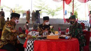 Danrem 061/SK Terima Penghargaan BNPT Dalam Penanganan Terorisme