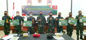 Akmil dan Kopassus Merajai Lomba Kreativitas Prajurit/ PNS TNI AD TA 2021