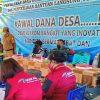 Amankan Penyaluran Dana Desa di Papua, Satgas Yonif 512/QY Imbau Masyarakat Patuhi Protokol Kesehatan