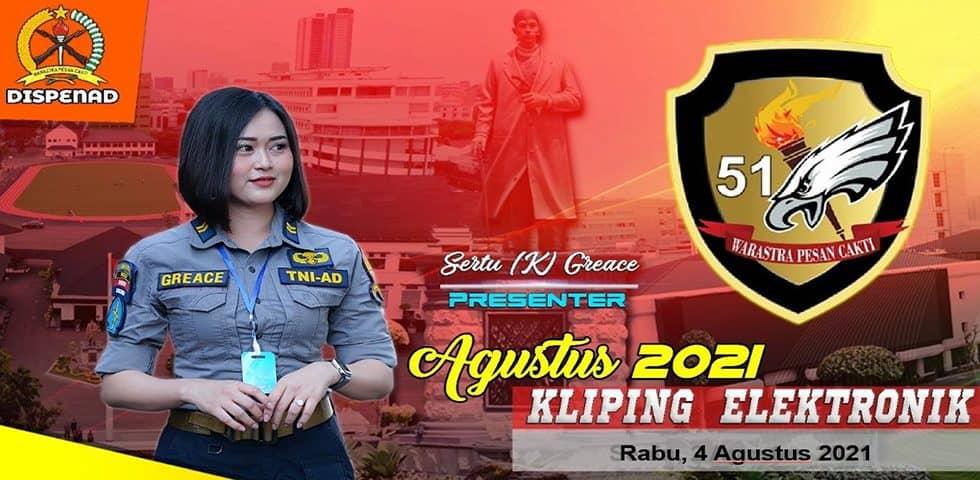 Kliping Elektronik Rabu, 04 Agustus 2021