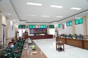 Yonif 725/Wrg Akan Gelar Latihan Perang Lawan Insurjen