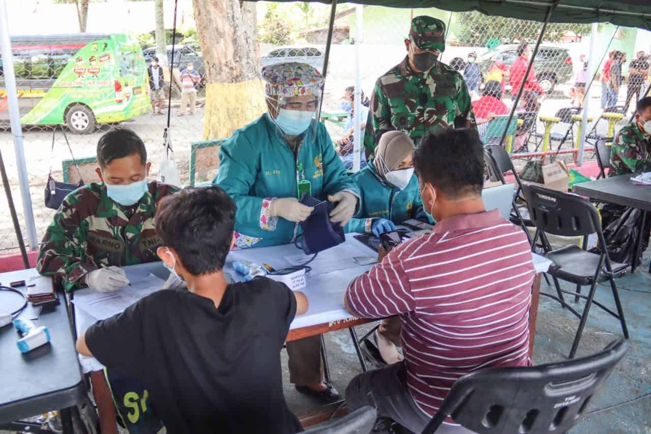 Danrem 172/PWY : Wujudkan Papua Bebas Pandemi Covid – 19 Perlu Sinegitas Pemerintah, Aparat dan Masyarakat