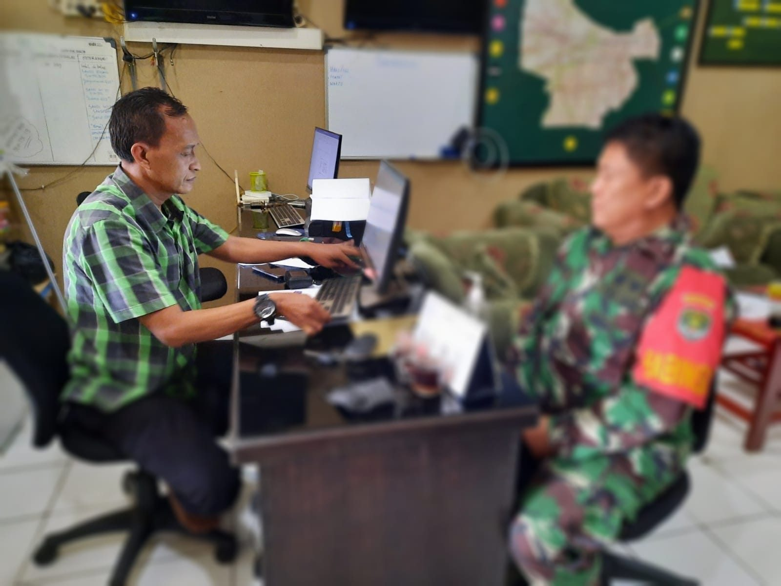 Oknum TNI AD Pelaku Pemukulan di Kramat Jati, Kini Jalani Pemeriksaan