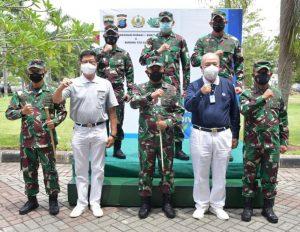 Pangdam I/BB Apresiasi Kepedulian Yayasan Budha Tzu Chi Medan Atasi Pandemi Covid-19