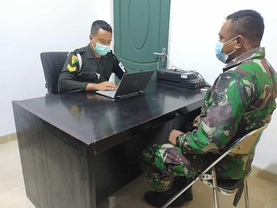 TNI AD Pastikan 2 Oknum Prajurit Penganiaya Petrus Seuk, Diproses Hukum