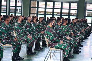 Pangdam XVIII/Kasuari Ingin Jadikan Prajuritnya Profesional dan Manunggal Dengan Rakyat