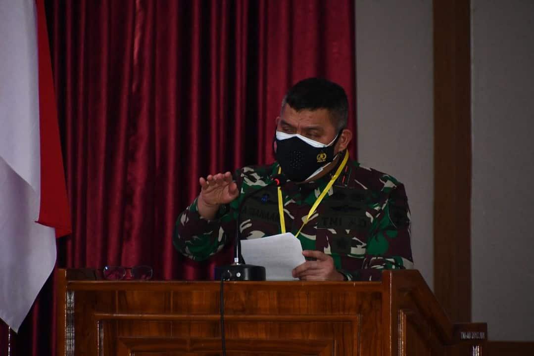 1.083 Putra Daerah, Ikuti Seleksi Bintara TNI AD TA. 2021 di Sultra