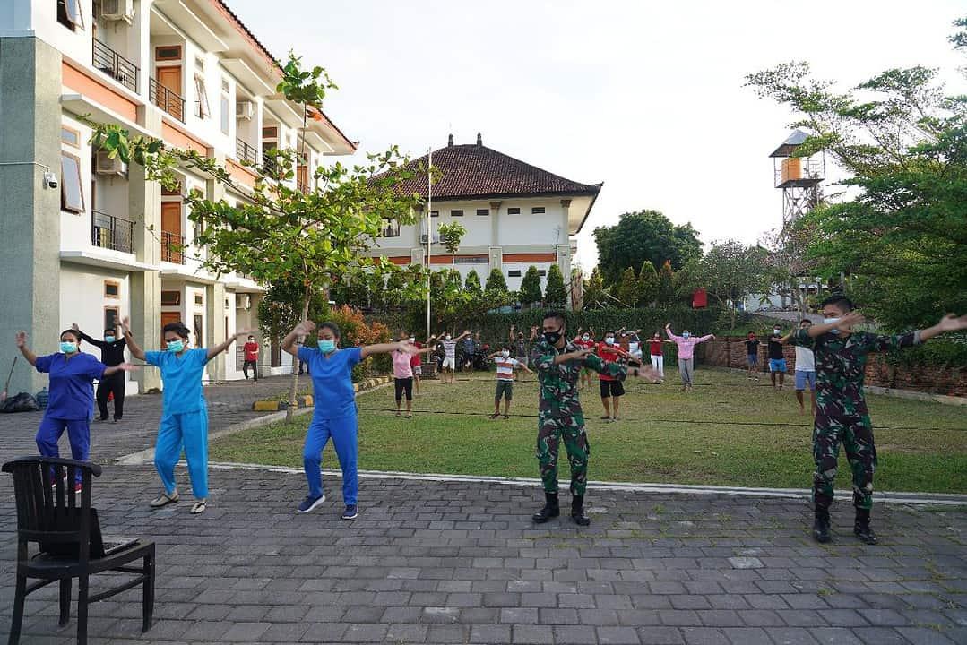 Isoter Berdampak Signifikan Penurunan Kasus Covid -19 di Bali